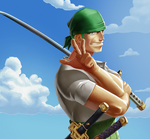 Roronoa Zoro by ncrow