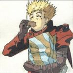 Vash by XxVash-The-Stampedex