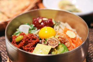 Bibimbap by patchow
