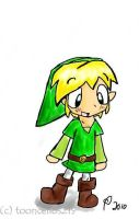 It's LINK by tooncellos219