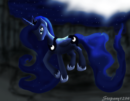 Princess Of The Night by Stepany1234