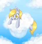 Cloudy Muffin by Vampirenok