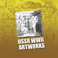 Ussr WWII Artworks by samael-kun