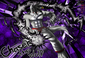 Chaser the Wolf by Pltnm06Ghost