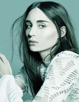 Rooney Mara by JordanWindows2