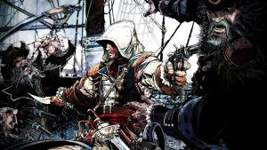 Assassin's Creed Black Flag by ProfessorAdagio