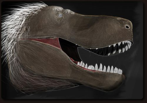 Deviant Tyrannosaurus by Surf-By-Shootin