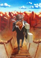 Wolfwood by Adreean