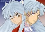 inuyasha by moonlightmis