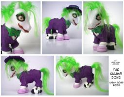 Apocalypse Ponies- The Joker by girlzOr