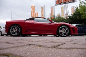 F430 Spider Side by theTobs