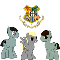 Harry Potter Ponified 12 by asdflove