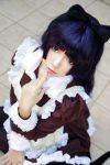 Ore no Imouto - Meido Kuroneko by Xeno-Photography