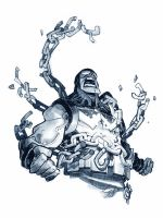 WONDERCON_WONDER MAN by EricCanete