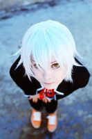 K Project: Shiro meow? by palecardinal
