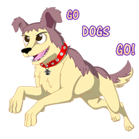 Go Dogs Go! by sassyasexualphineas