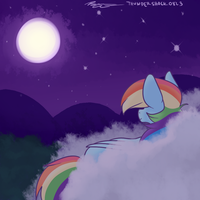 ATG: Round 2 - Day 5 - On a...Cloud Top? by ThunderShock0823