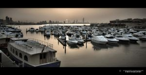 Marina Harbour by IndraR