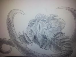 Vel'koz League Of Legends Speed Painting by rocasama