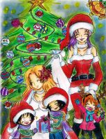 Happy Holidays 2013-2014!!!!!!! by Hanatsuki-Ai