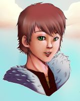 HTTYD Hiccup by R-G-T-M