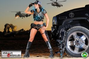 Gear Girl 049 by tomray