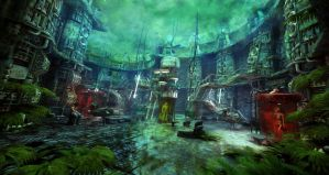 Survivors by arsdraw