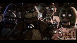 [SFM FNAF] Good, Old Days... [8K] by CortezAnimations