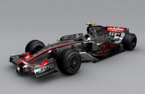 Mclaren MP4-23 001 by motionmedia
