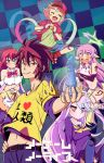No Game No Life by Jannzky