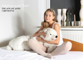 Nastya and Bear. Togetherness. by Real-Neil