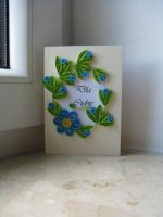 quilling card 2 by DreamsComeTrue2