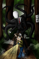 SlenderMan by Any1995
