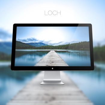 Loch Wallpaper by rudolfzz111