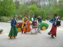 The Efteling band by Tap-Photo-and-Co