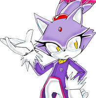Blaze the Cat SA2 by Mephilez