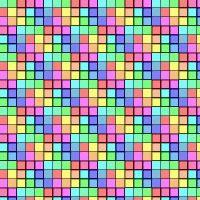 Checkered Screen Pattern by Humble-Novice