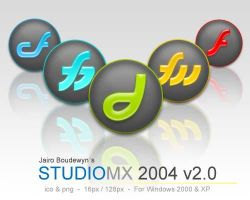 Macromedia Studio MX 2004 v2 by weboso