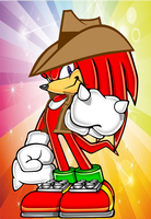 Knuckles Posible Skin Para El Fanfic. by bronysonicyoutube
