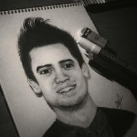 Brendon Urie by tomofrommars