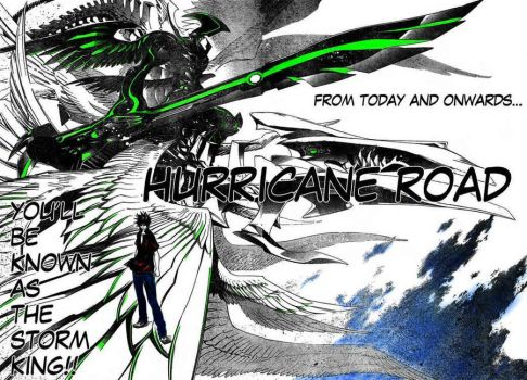 Hurricane Road by H1S0K4