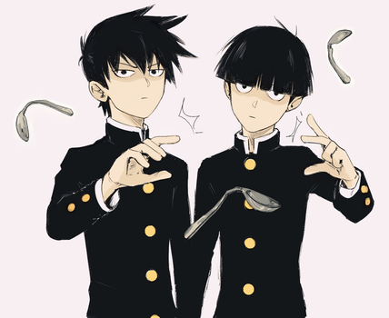 Esper Brothers by Florbe