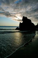 Ruby Beach Sea Stack by andras120