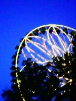 Ferris Wheel by ALetterToNoOne
