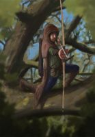 Robin Hood by rickystinger88