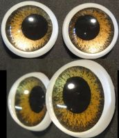 4cm 3D chibi eyes by DreamVisionCreations