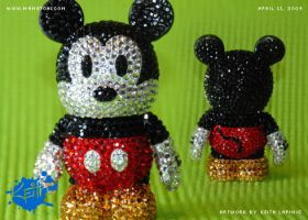 Vinylmation - Swarovski by Mametchi