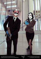 Payday The Heist - Silver by IreneUbik