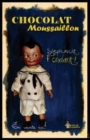 Chocolat Moussaillon by misfitmalice
