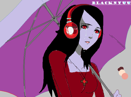 Crying in the rain by AT-Marceline